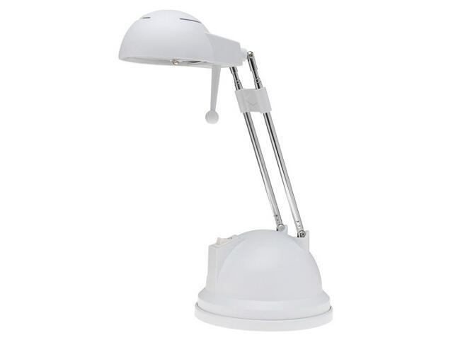 Lampa biurkowa GOLBA SX065 20W-W biała Kanlux