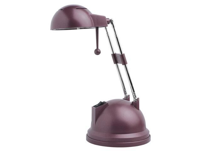 Lampa biurkowa GOLBA SX065 20W-PU/T purpurowa metaliczna Kanlux