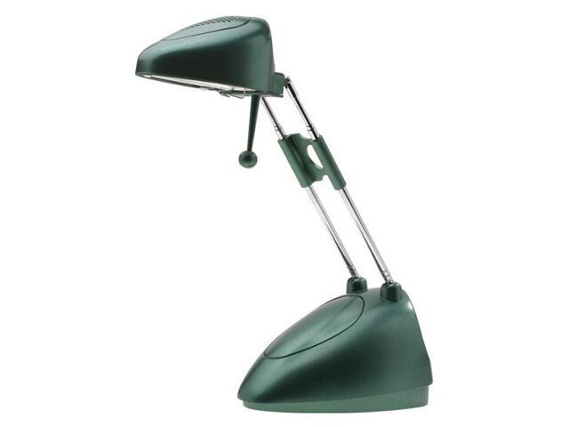 Lampa biurkowa NELI SX388 35W-GND/T zielona metaliczna Kanlux