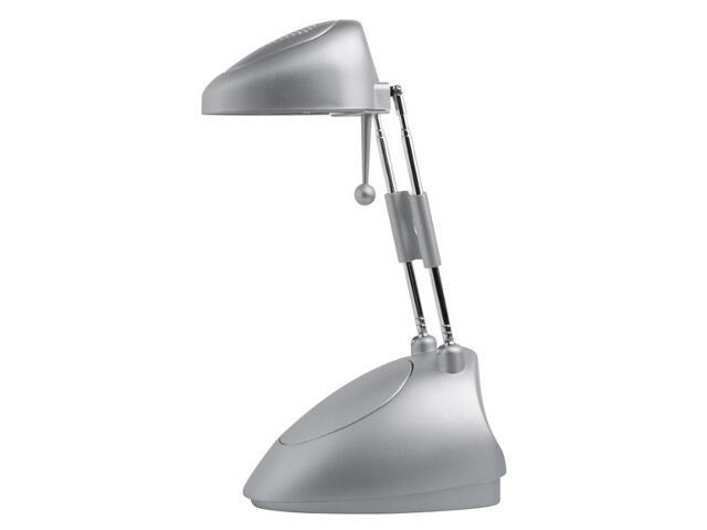 Lampa biurkowa NELI SX388 35W-GF/T szara metaliczna Kanlux