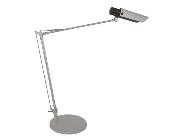 Lampa biurkowa BRAS KT-18-SR srebrna Kanlux