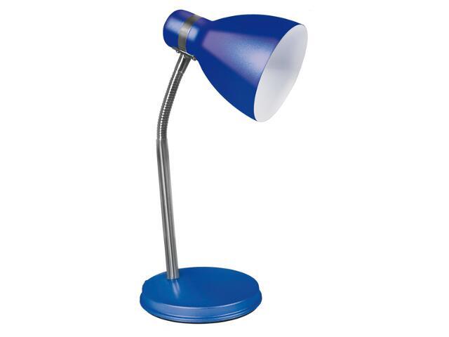 Lampa biurkowa ZARA HR-40-BL niebieska Kanlux