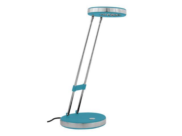 Lampa biurkowa TOKA 30LED KT-BL niebieska Kanlux