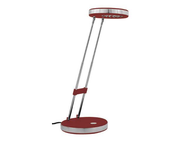 Lampa biurkowa TOKA 30LED KT-RE czerwona Kanlux