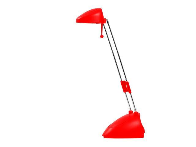Lampa biurkowa BETA czerwona SMART4light