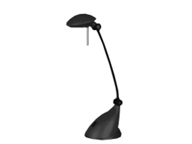 Lampa biurkowa halogenowa HELIOS-BLK Apollo Lighting