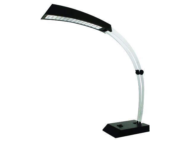 Lampa biurkowa LACERTA-BLK Apollo Lighting
