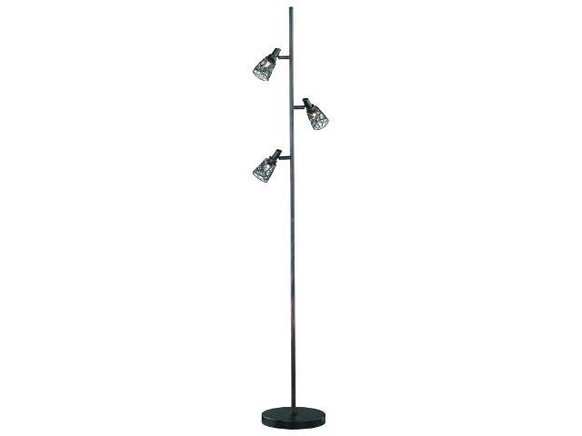 Lampa podłogowa Guardia 3xG9 28W R44323124 Reality