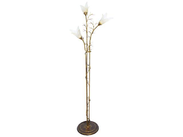 Lampa podłogowa Gałązka 3xE14 60W K-594 Kaja