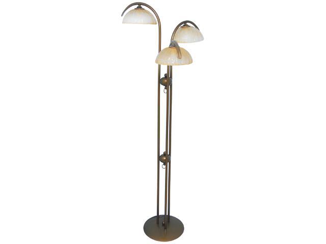 Lampa podłogowa Amadeus 3xE27 60W K-1026 Kaja