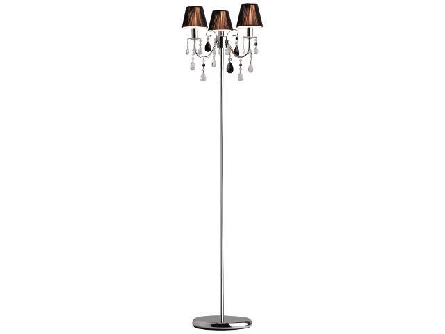 Lampa podłogowa Carmen 3xE14 40W K-MA01427F-3 Kaja