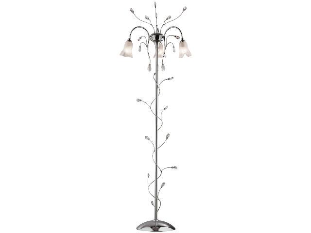 Lampa podłogowa Gizela 3xE14 40W K-MA02009F-3 Kaja