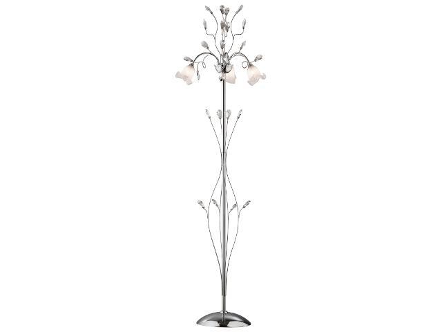 Lampa podłogowa Cornelia 3xG9 40W K-MA02001F-3 Kaja