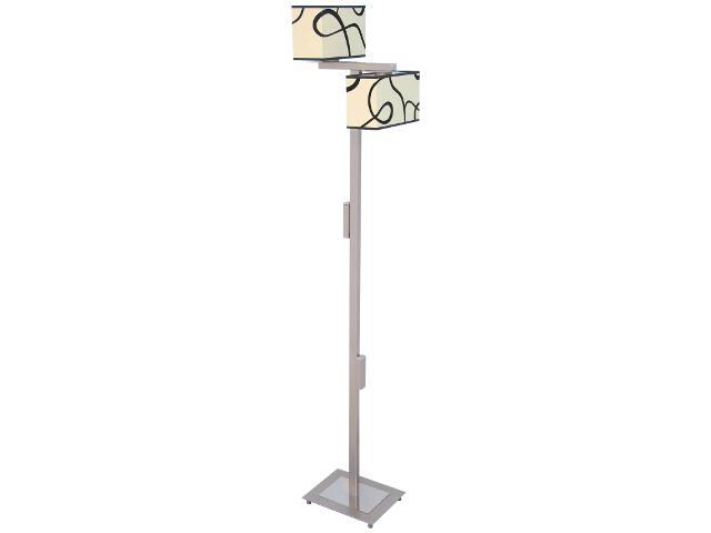 Lampa podłogowa Catalunia 2xE27 60W K-1635 Kaja
