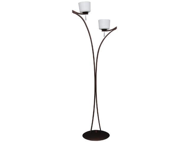 Lampa podłogowa Toro 2xE27 60W K-2374 Kaja