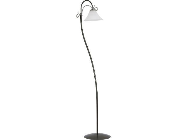 Lampa podłogowa VICTORIA srebrna I 3002 Nowodvorski