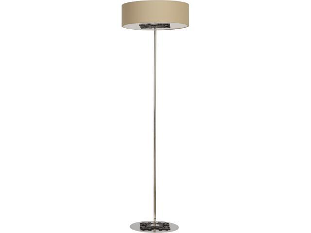 Lampa podłogowa VERONA brązowa III 3611 Nowodvorski