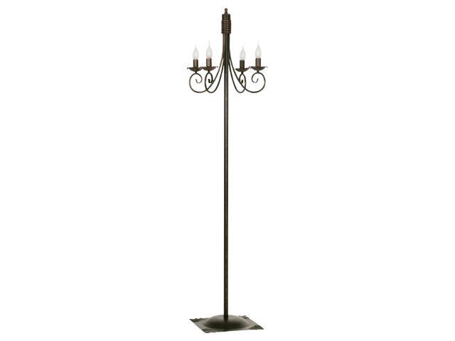 Lampa podłogowa PŁOMYK IV 487 Nowodvorski