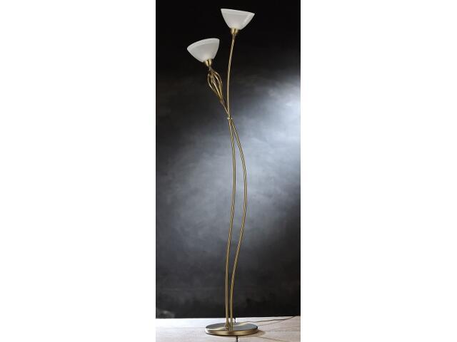 Lampa podłogowa RING 2xE27 60W 366A Aldex