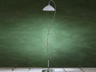 Lampa podłogowa SILVER 1xE27 60W 369A Aldex