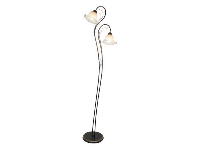 Lampa podłogowa AMBER 2xE27 60W 400A Aldex