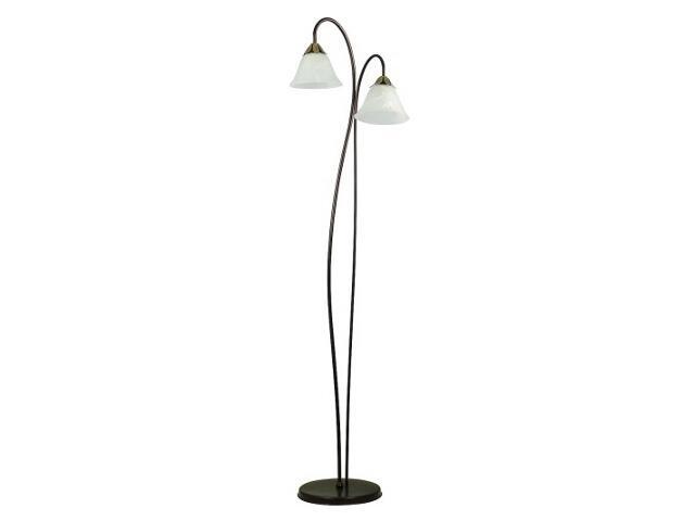 Lampa podłogowa STOKROTKA 2xE27 60W 437A Aldex