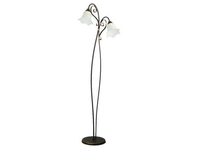 Lampa podłogowa FONTANNA 2xE27 60W 456A Aldex
