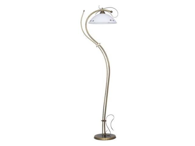 Lampa podłogowa PATYNA VII 1xE27 60W 492A Aldex