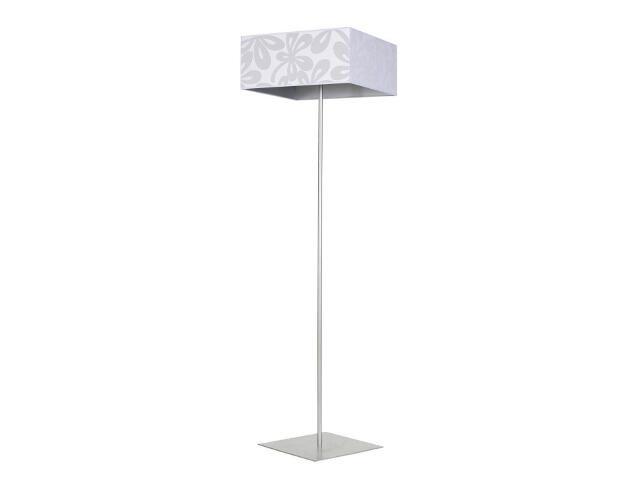 Lampa podłogowa Lima4 2x60W E27 satyna / szara Sanneli Design
