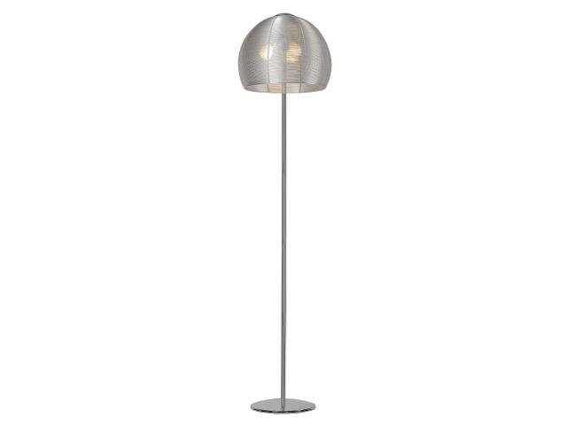 Lampa podłogowa Alicante 3x60W E27 aluminium Sanneli Design