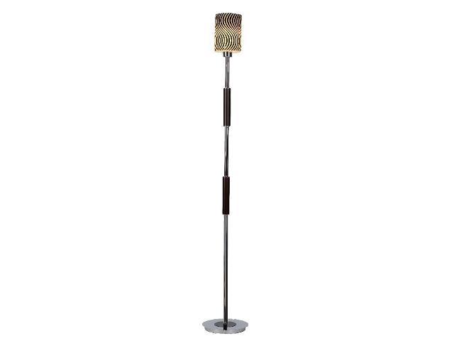 Lampa podłogowa Kair1P 1x40W E14 chrom Sanneli Design