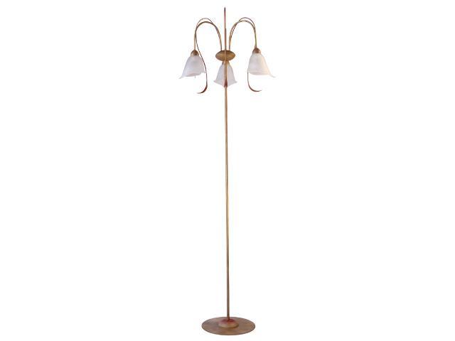 Lampa podłogowa Eris 3xE27 01507 Sigma