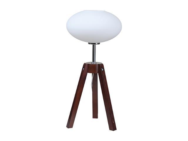 Lampa podłogowa Tripod szklany klosz 1xE27 75W 6020135M Spot-light