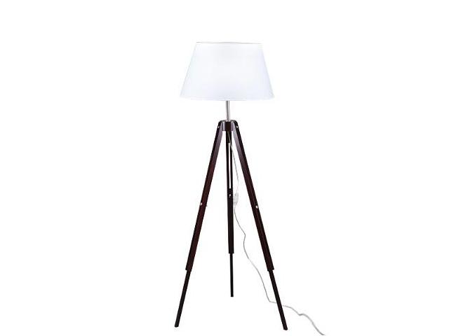 Lampa podłogowa Tripod abażur 1xE27 75W 6030135 Spot-light