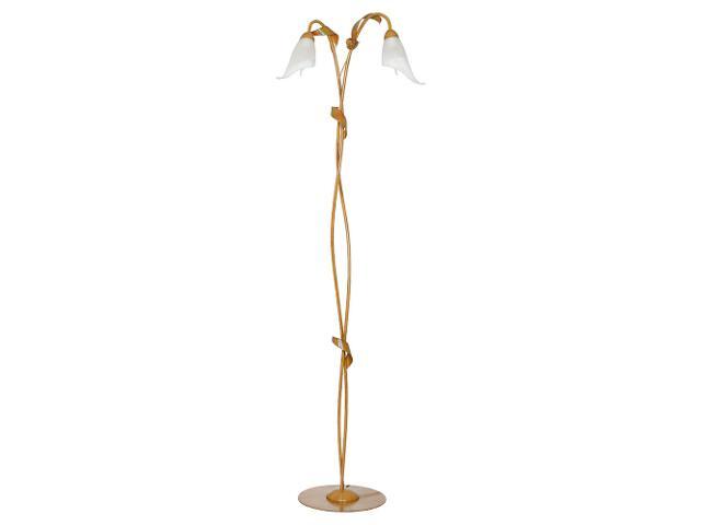 Lampa podłogowa Bianka 2xE14 00107 Sigma