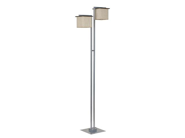 Lampa podłogowa Elen len 2xE27 12329 Sigma