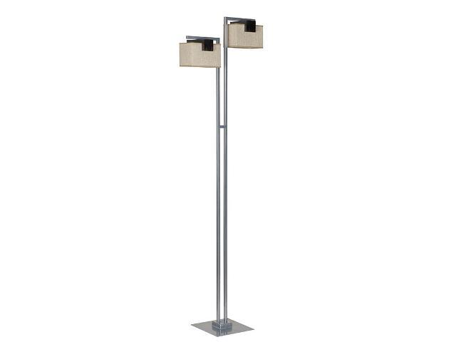 Lampa podłogowa Jazz len 2xE27 13021 Sigma