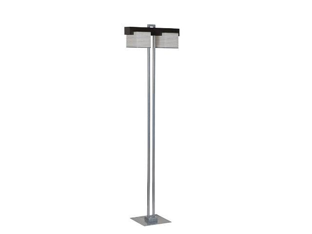 Lampa podłogowa Fama paski 2xE27 12722 Sigma