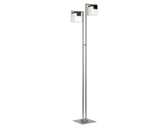 Lampa podłogowa Fido wenge 2xE27 12521 Sigma