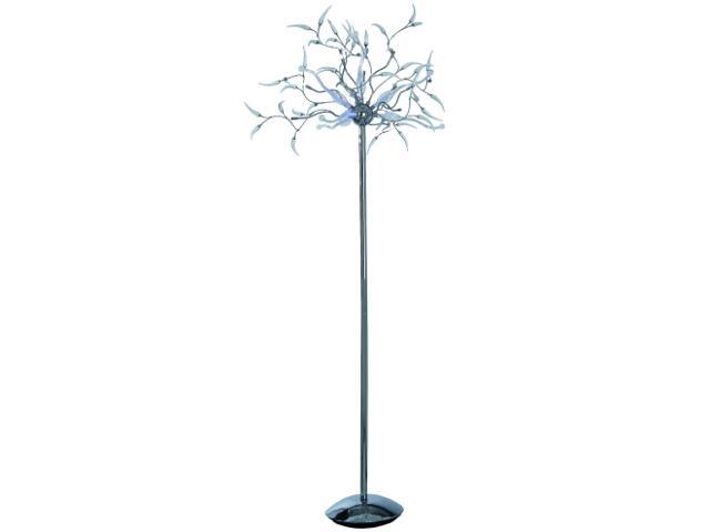 Lampa podłogowa Fibre 9xG4 20W+7LED 84018-9 Reality