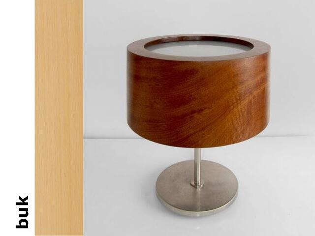 Lampa stołowa LUKOMIKO buk 8692A1202 Cleoni