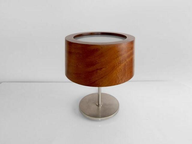 Lampa stołowa LUKOMIKO meranti 8692A1203 Cleoni