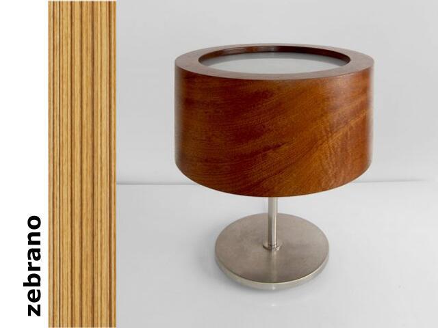 Lampa stołowa LUKOMIKO zebrano 8692A1205 Cleoni