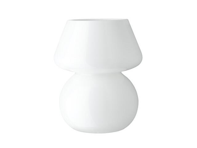 Lampa stołowa nocna 40W E14 opal Paulmann