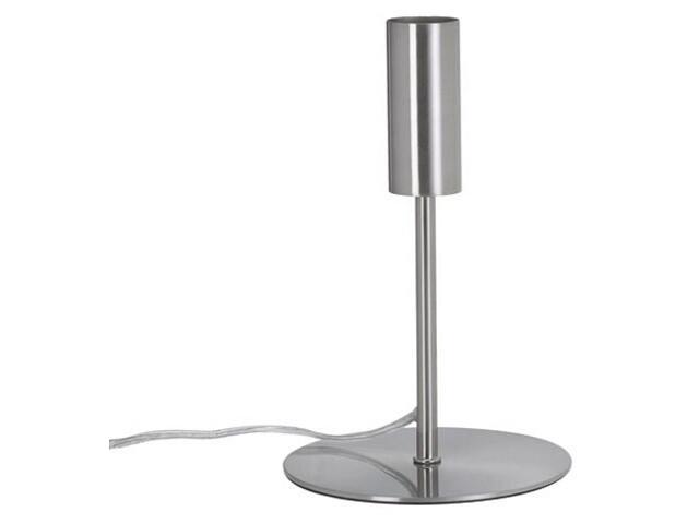 Lampa stołowa Combi max.60W żelazo satynowe Paulmann