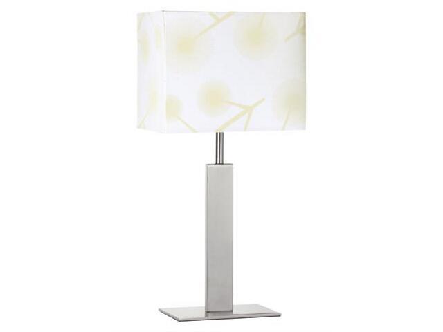 Lampa stołowa Tree max. 40W E14 230V żelazo satynowe biała Paulmann