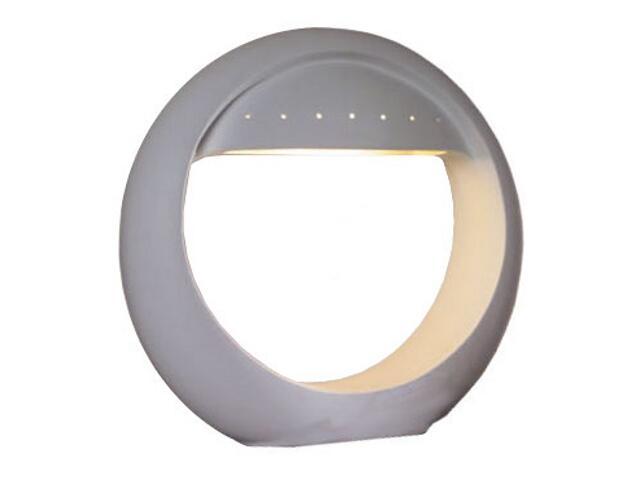 Lampa stołowa Alisa max. 1x60W ceramika biała Paulmann
