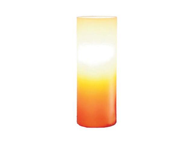 Lampa stołowa Noora max.1x40W szkło poamarańczowe Paulmann