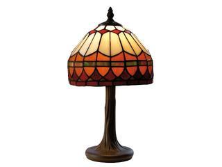 Lampa stołowa Tiffany 1xE27 60W R5171-24 Reality