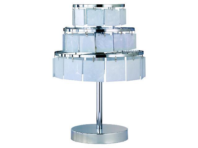 Lampa stołowa Trish 1xE14 40W 537610106 Reality
